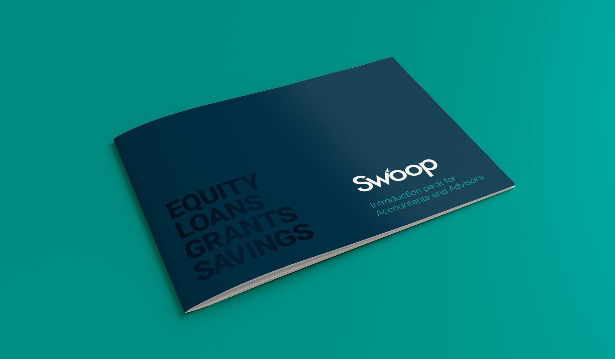 swoop brochure cover