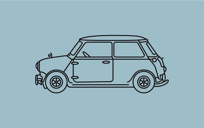 50 British Cars